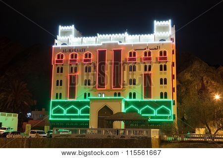 Al Maraasy Hotel In Muscat, Oman