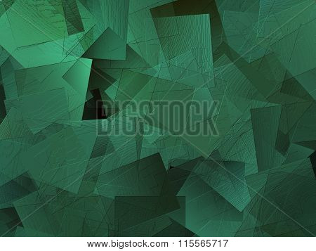 Abstract Azure Background