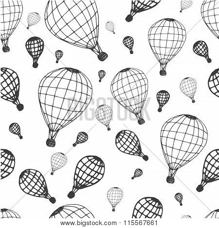 pattern air ballon,