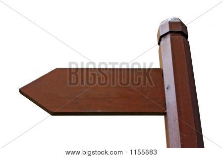 Direction Board