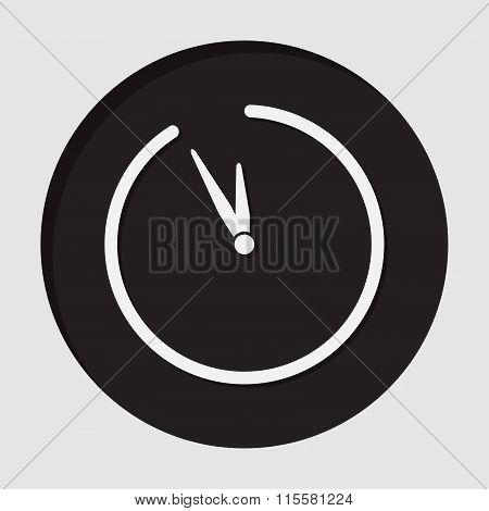 Information Icon - Last Minute Clock