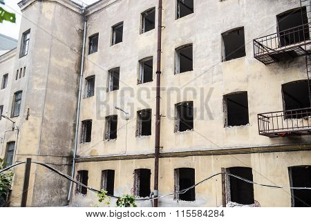Reconstructing Old Building in Minsk