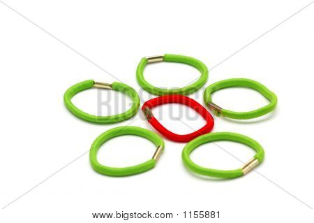 Bands How Flower