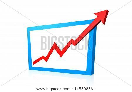 3D graphic chart