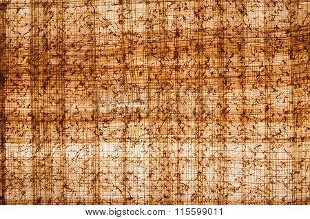 Backlit Papyrus Sheet
