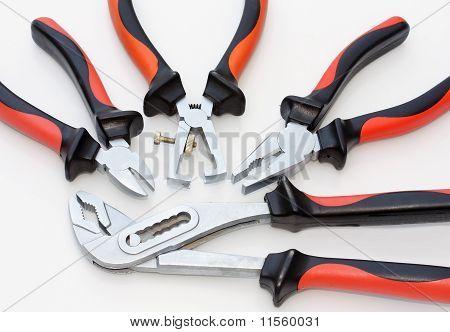 Four Pliers
