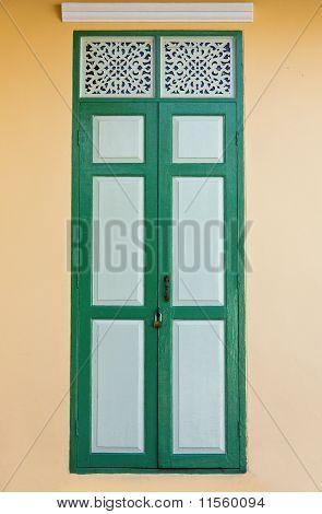 Green Door Wood