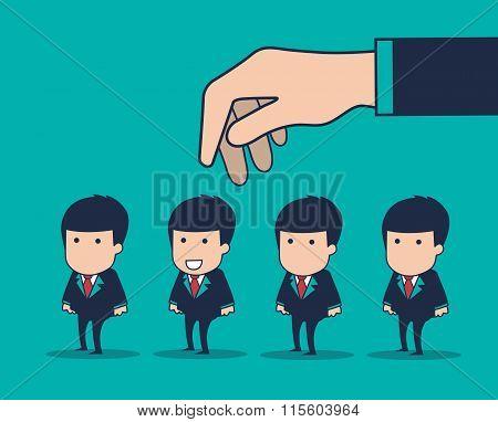 Businessman Job
