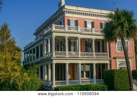 Charleston, South Carolina - Beautiful Architecture