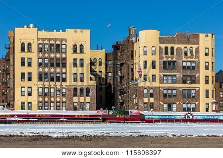 Brighton Beach, Brooklyn, New York
