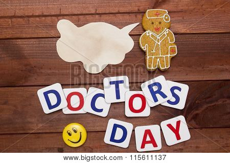 Congratulations To Doctor Day