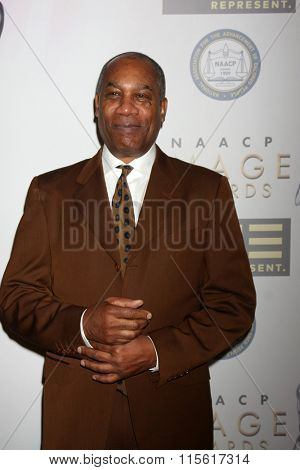 LOS ANGELES - JAN 23:  Joe Morton at the 47th NAACP Image Awards Nominees Luncheon at the Beverly Hilton Hotel on January 23, 2016 in Beverly Hills, CA