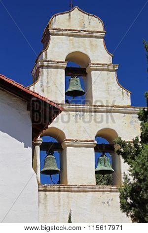 Bell Tower from old mission church