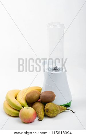 Bananna And Other Fruit