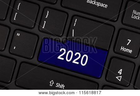 Blue Button 2020