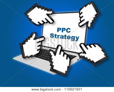 Ppc Strategy Concept
