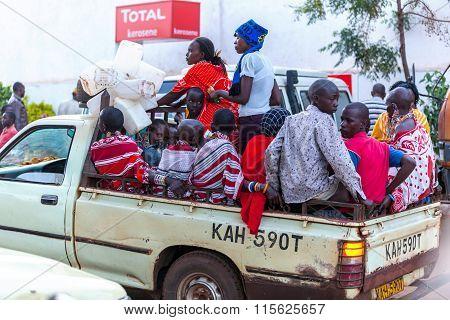 Nairobi, KENYA December 31, 2012