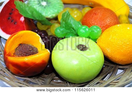 Fruity Molded Soap