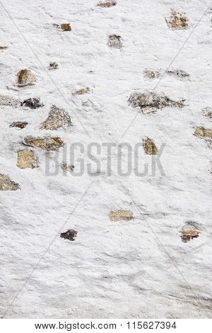 Old and worn plaster wall background