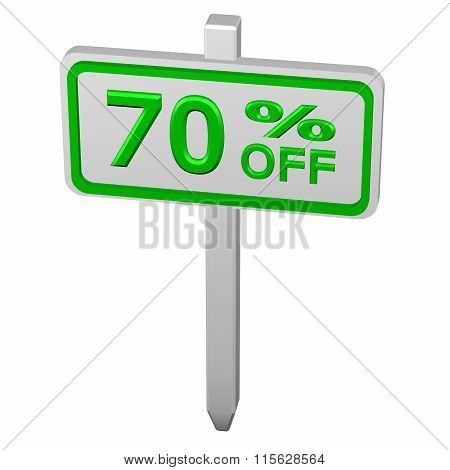Pillar With Sign Discount 70 % Off