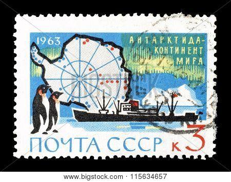 Soviet Union 1963