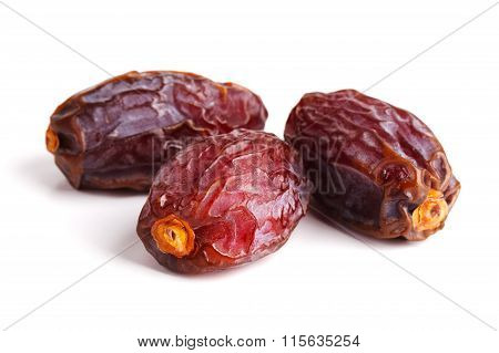 Three Ripe Tamarind