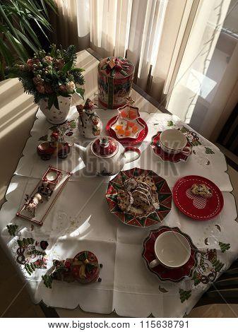 Christmas Tea Party