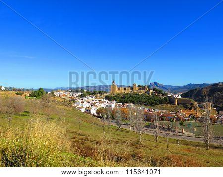 Antequera Alcazaba Castle