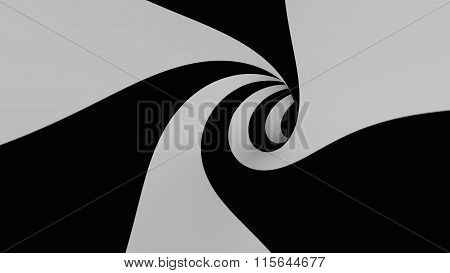 Hypnotic/Abstract Tunnel Background