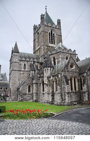 Cathedral of the Church of Ireland in Dublin