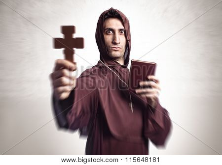 young blessing friar