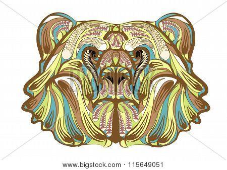Brown Bear Ethnic