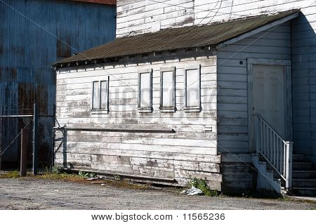Packing Shed