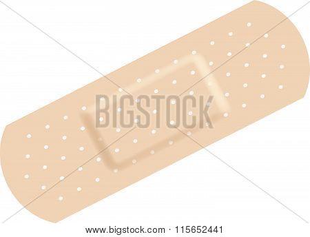 The adhesive bandage