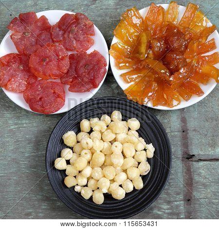 Vietnamese Food, Tet, Lunar New Year