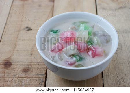 Thai Caramelized Crisps In Coconut Cream Krong Krang