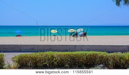 Mallorca Summer Beach