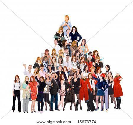 Workforce Concept Business Idea
