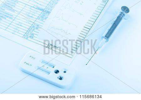 Blood Testing Kit