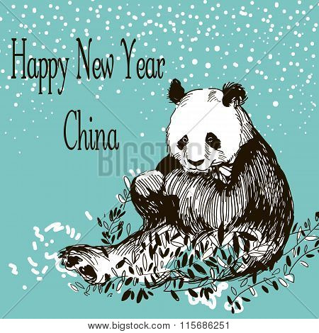 Happy New Year China.