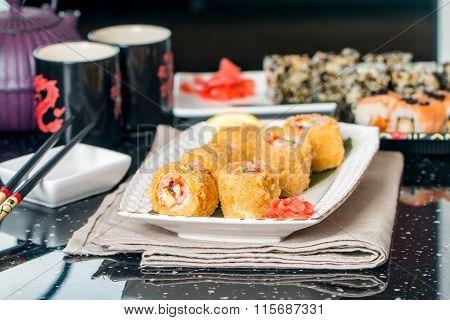 Tempura Maki Sushi