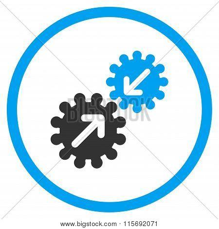 Integration Circled Icon