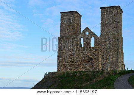Reculver tower