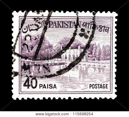 Pakistan 1961