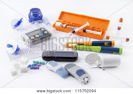 Diabetic items (all you need to control diabetes)
