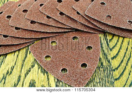 Sandpaper..