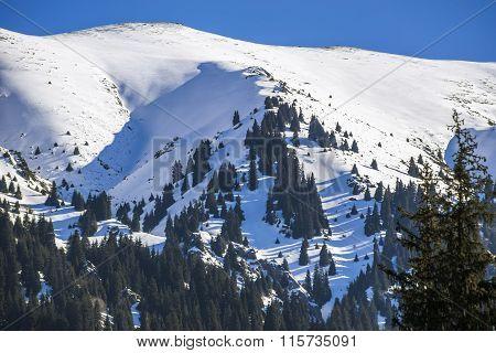 Trans-ili Alatau Mountains