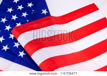 United States Of America Flag.