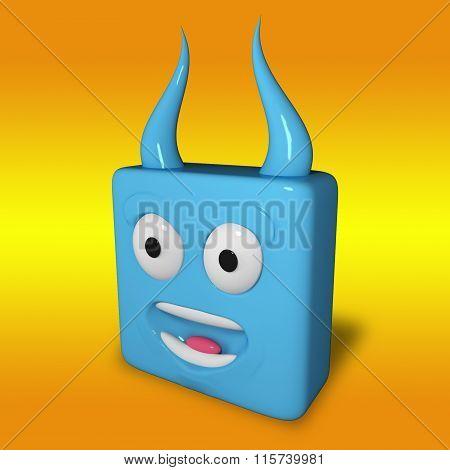 hellish cube