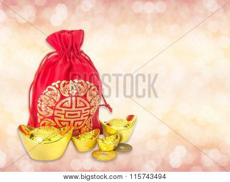 Chinese New Year Background,